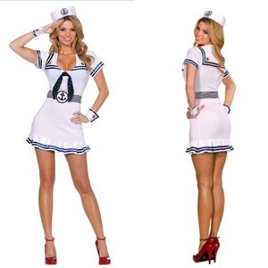 Dreamgirl | Women's Sailor Halloween Costume